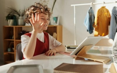 5 Tips to help make Virtual Learning a more positive experience for the whole family