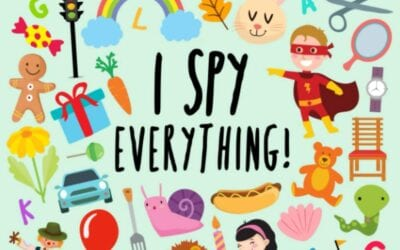 """""""I Spy"""" Is More Than Just A Game"""
