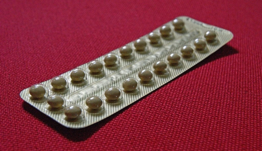 Contraception in midlife women