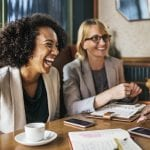 Women in midlife connecting through the WHIM Network
