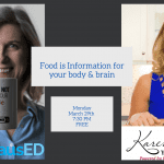 Food is Information for your body & brain